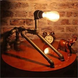 مصباح مكتبي ثلاثي لديكور المنزل