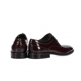 دانتيل - حذاء جلد طبيعي 100% موديل ضيق