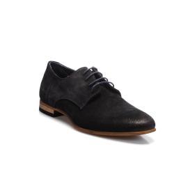 دانتيل - حذاء الانيق من جلد الغزال الطبيعي 100%