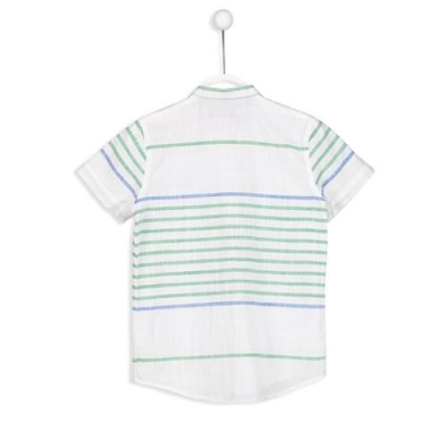 قميص بوبلين 100% المتعدد الالوان - ماركة تركية