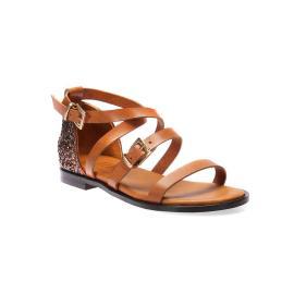 حذاء صيفي جلد 100%