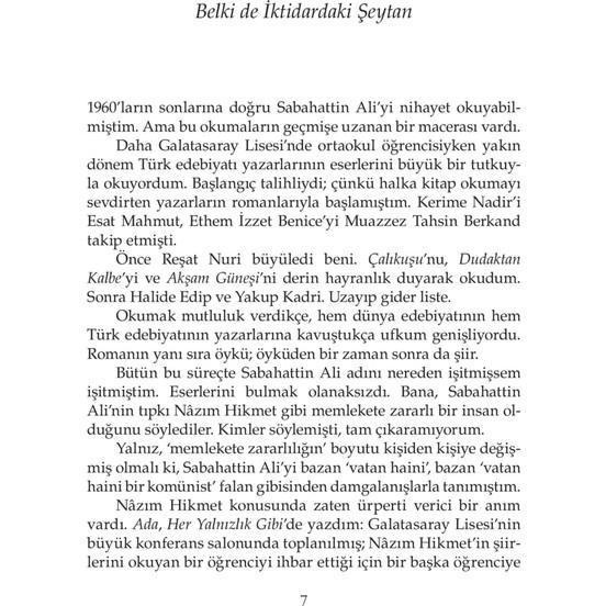 كتاب الشيطان الذي بدخلنا التركي لصباح الدين علي