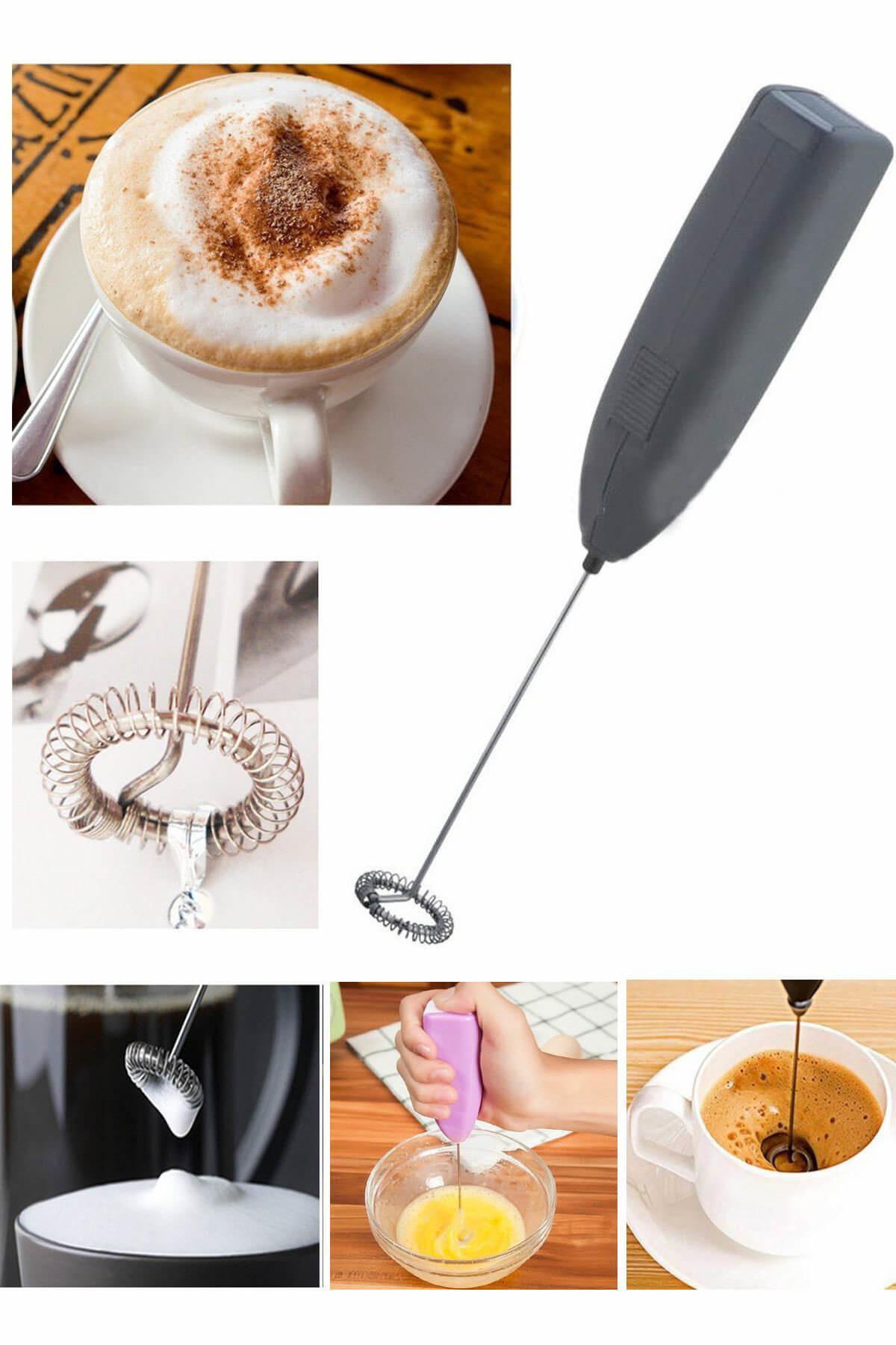 خلاط المشروبات الساخنة الالكتروني يعمل على البطاريات