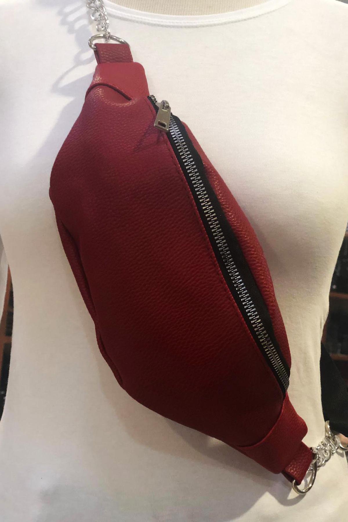 حقيبة نسائية للصدر متعددة الالوان