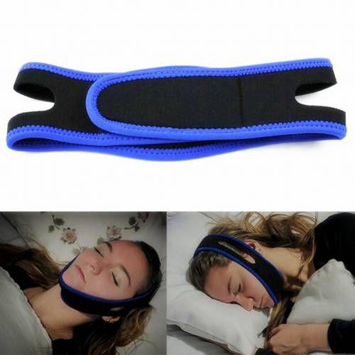 حزام الفك لمنع الشخير اثناء النوم