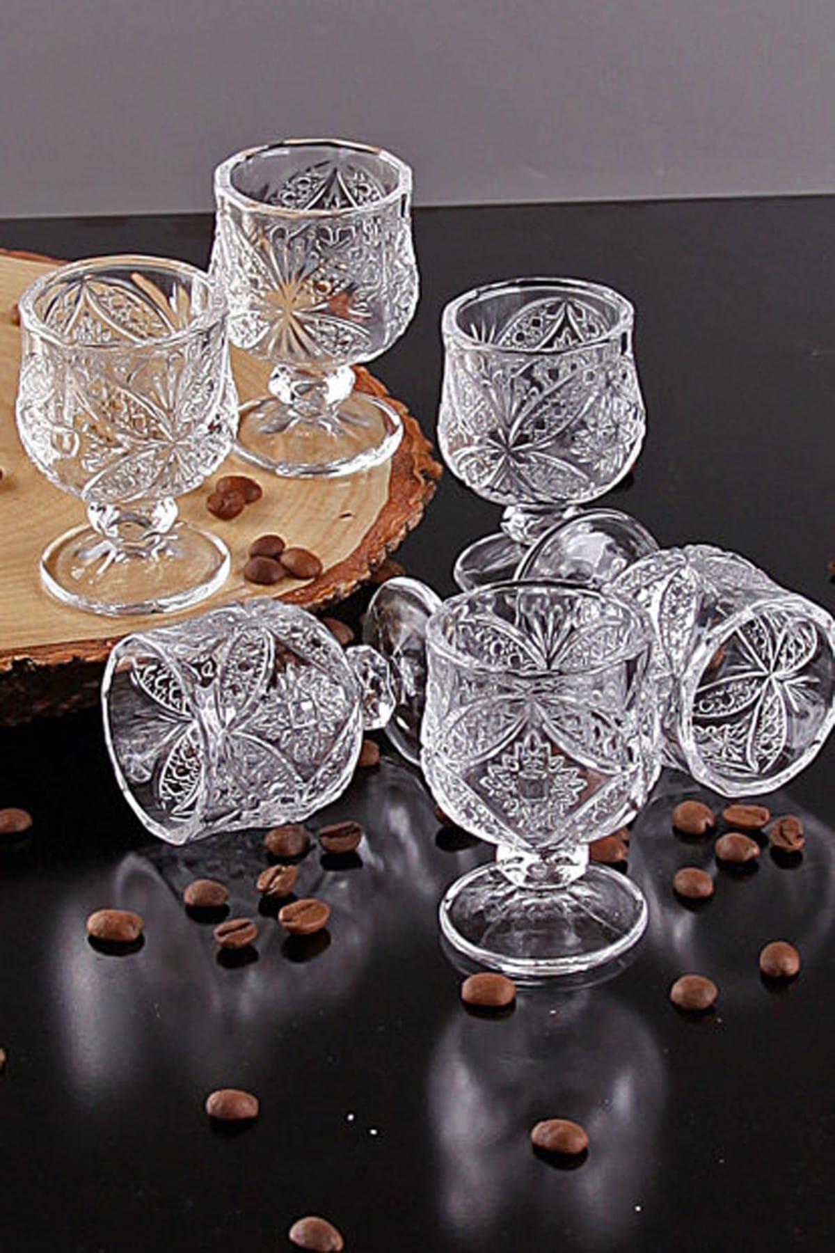 فناجين القهوة الانيقة ماركة هيرا التركية عدد 6