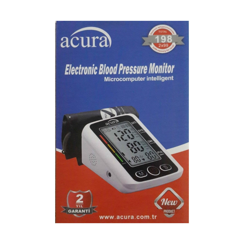 جهاز مراقبة ضغط الدم أكورا AC-9080